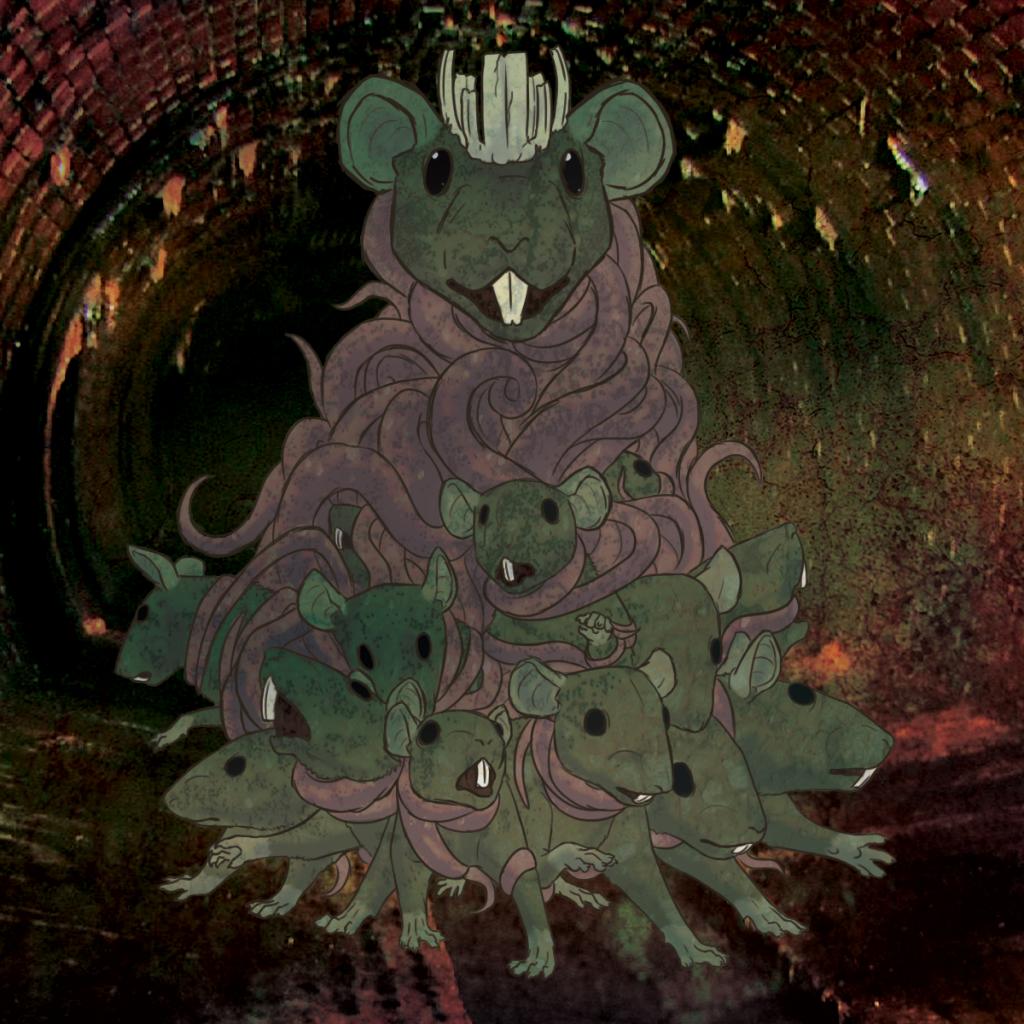 Monster Design: Rat King