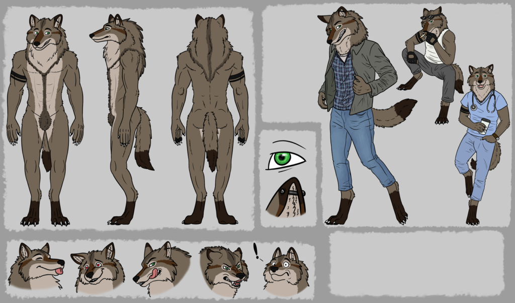 Werewolf Reference Sheet